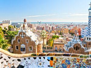 Валенсия — Барселона, за три дня