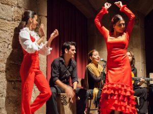 Ночь испанского танца: страстный Фламенко
