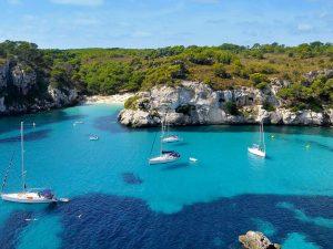 Тур на яхте: 7 дней по Балеарским островам