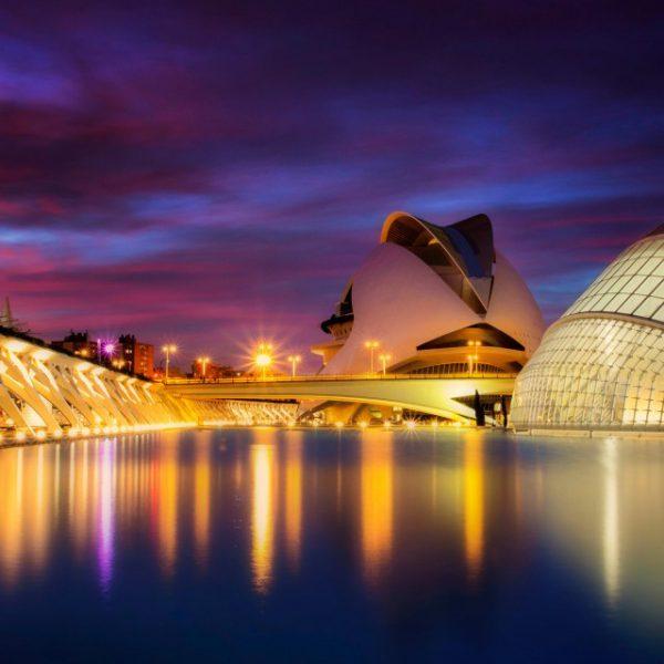 Обзорные экскурсии по Валенсии
