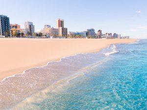 Пляжный тур в Валенсии