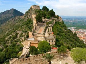 Выезд в Крепость мавров — Шатива