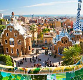 Увидеть Барселону и замереть