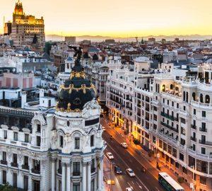 Увидеть Мадрид и замереть