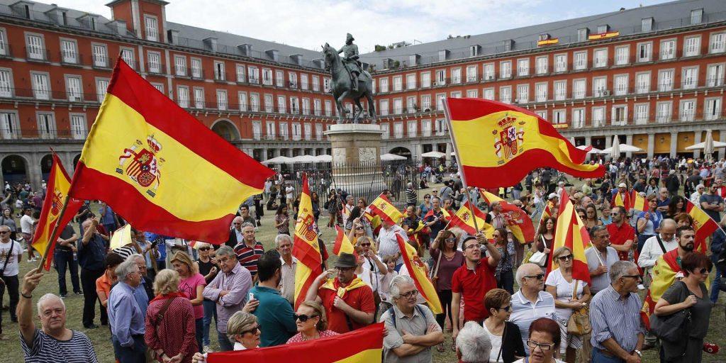 Правила поведения на территории Испании