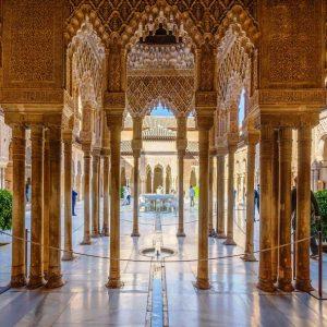 Восьмое чудо света Альгамбра