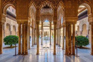 Восьмое чудо света Альгамбры. Гранада