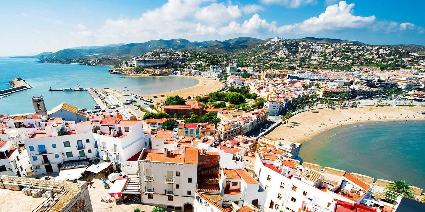 Золотое побережье Испании