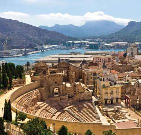 Картахена — оплот пяти цивилизаций