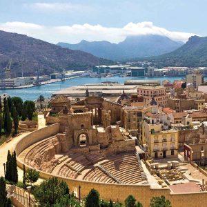 Картахена - оплот пяти цивилизаций