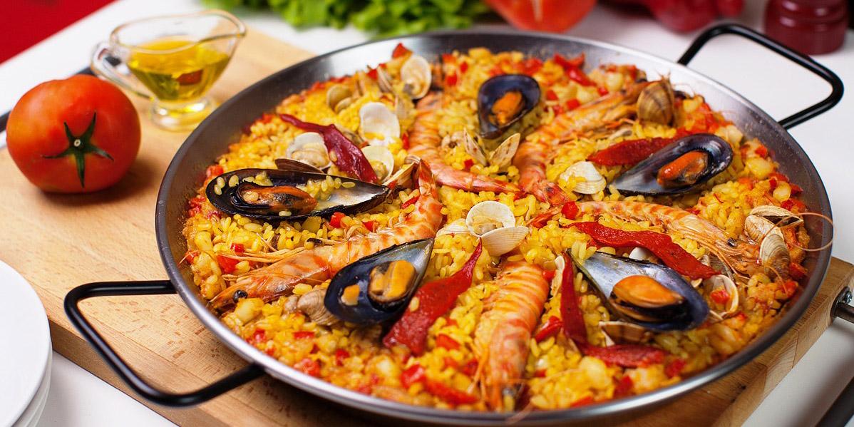 Классическая испанская паэлья