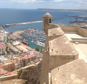 Высоты крепости Санта-Барбара