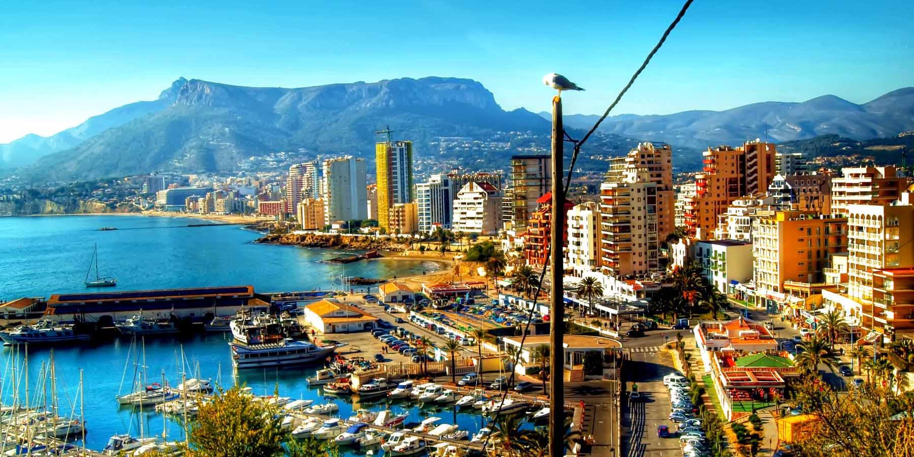 Тёплая и солнечная Испания. Валенсия