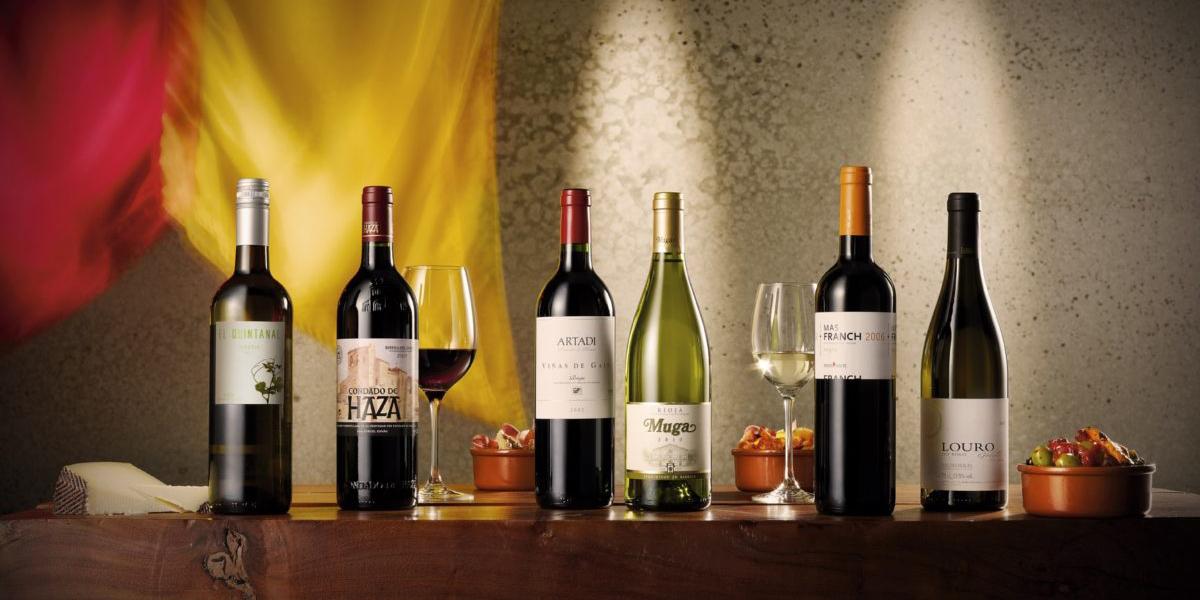 Испанские вина