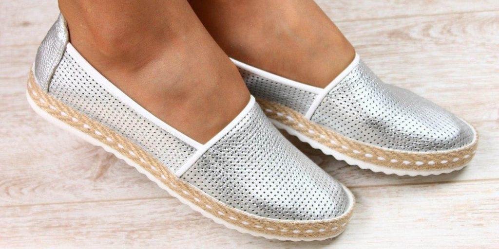Национальная испанская летняя обувь Эспадрильес (Espadrilles)