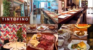 Итальянский тапас-бар Tinto Fino Ultramarino. Валенсия