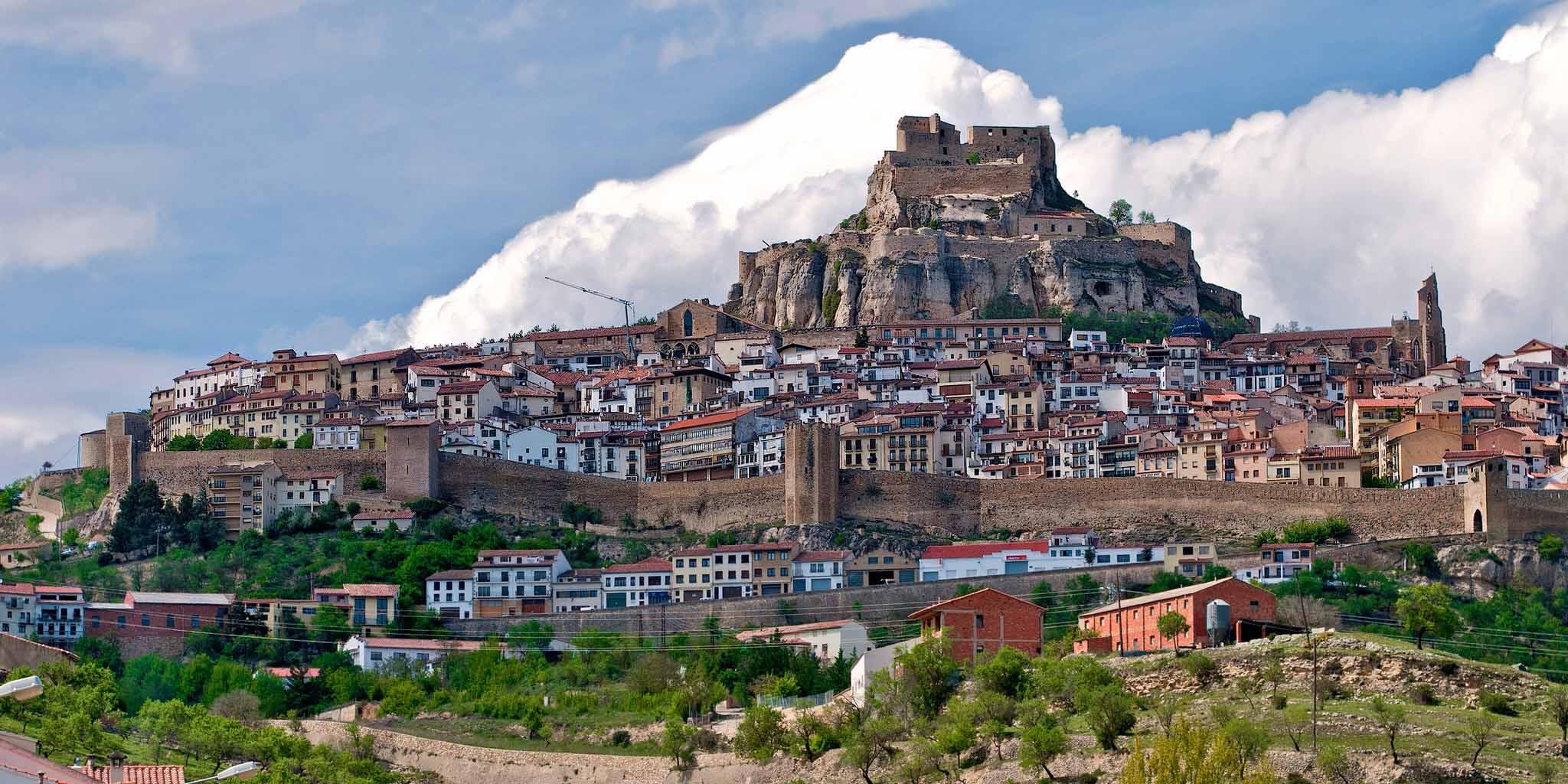 Морелья (Morella). Испания