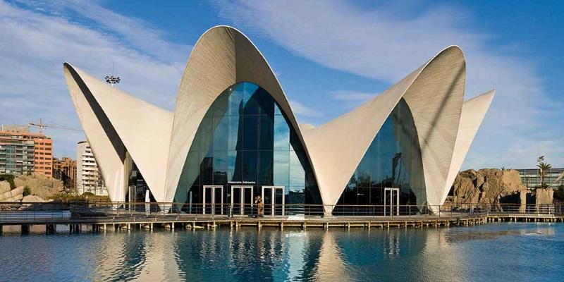 Город Искусств и Наук: будущее по-валенсийски