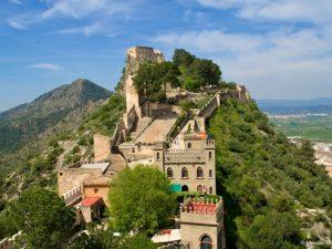 Крепость Хатива — головокружительные пейзажи для смелых