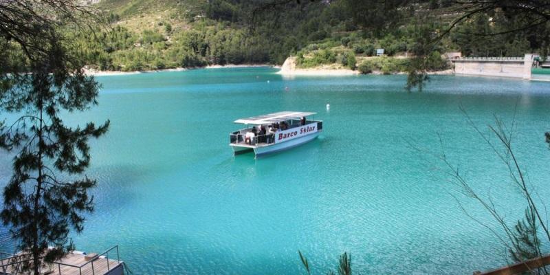 Озеро Гуадалест: непередаваемые краски и сказочные пейзажи